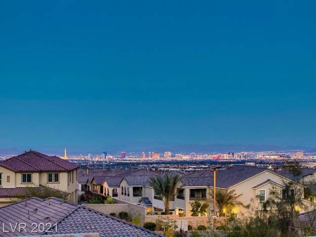 466 Cabral Peak Street, Las Vegas, NV 89138 (MLS #2289138) :: Jeffrey Sabel