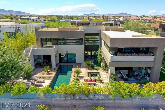 2804 Via Tazzoli Court, Henderson, NV 89052 (MLS #2289139) :: Signature Real Estate Group