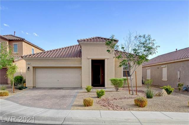 587 Via Branchini, Henderson, NV 89011 (MLS #2289155) :: Signature Real Estate Group