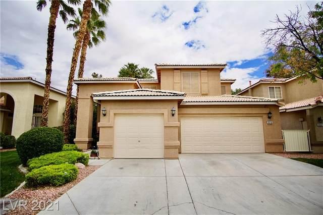 5516 Big Sky Lane, Las Vegas, NV 89149 (MLS #2289162) :: Custom Fit Real Estate Group