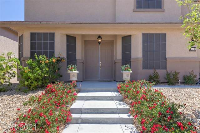 518 Chance Cove Drive, Henderson, NV 89052 (MLS #2289188) :: Signature Real Estate Group