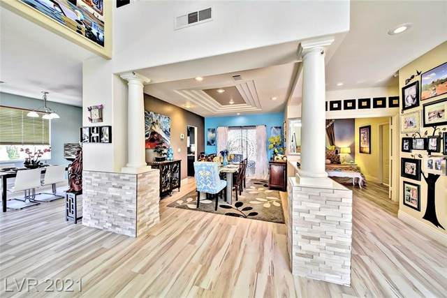 152 Tyler Court, Henderson, NV 89074 (MLS #2289275) :: Signature Real Estate Group