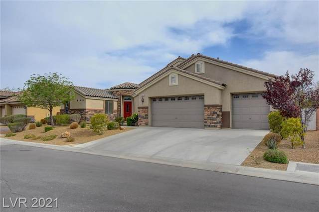 6014 Alpine Estates Circle, Las Vegas, NV 89149 (MLS #2289296) :: Signature Real Estate Group