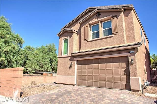 5354 Harris Spring Lane, Las Vegas, NV 89122 (MLS #2289297) :: Jeffrey Sabel