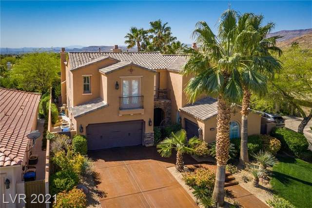11407 Cedar Log Court, Las Vegas, NV 89135 (MLS #2289456) :: Custom Fit Real Estate Group