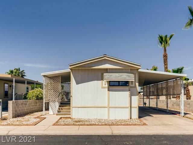 3465 Haleakala Drive, Las Vegas, NV 89122 (MLS #2289471) :: Custom Fit Real Estate Group