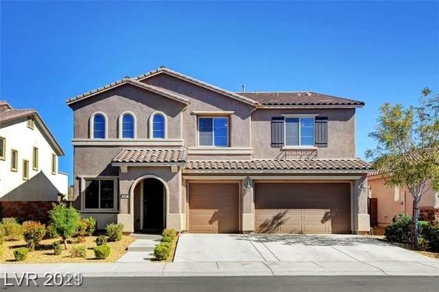 1084 Via Della Costrella, Henderson, NV 89011 (MLS #2289479) :: Signature Real Estate Group