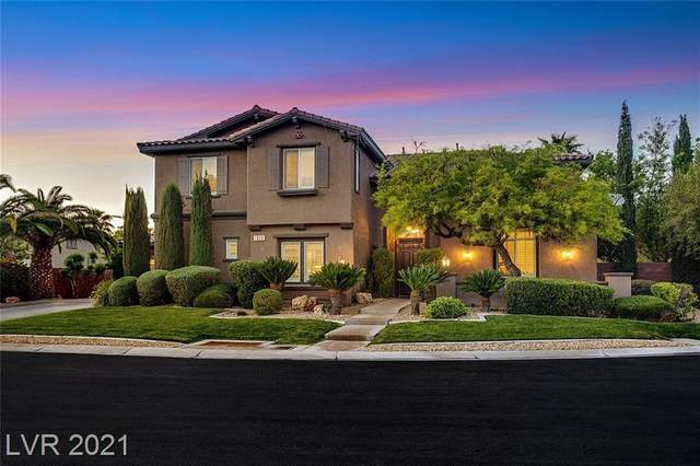 7020 Via Locanda Avenue, Las Vegas, NV 89131 (MLS #2289599) :: Custom Fit Real Estate Group
