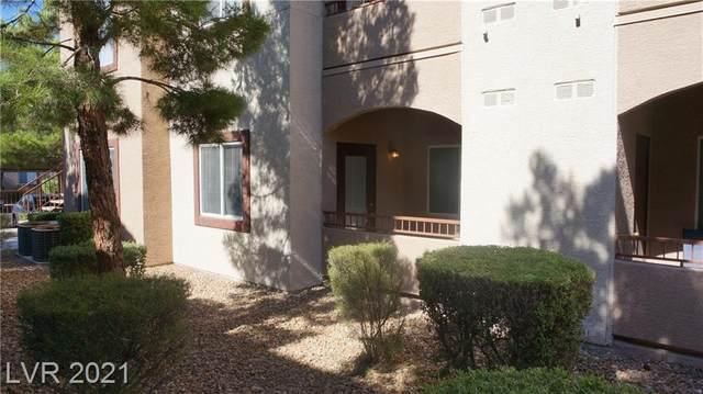 9580 W Reno Avenue #136, Las Vegas, NV 89148 (MLS #2289764) :: Signature Real Estate Group