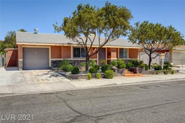 3417 Drover Avenue, Las Vegas, NV 89101 (MLS #2289843) :: Lindstrom Radcliffe Group