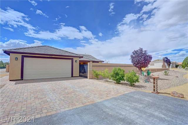 2740 S Rainbow Avenue, Pahrump, NV 89048 (MLS #2289889) :: Signature Real Estate Group