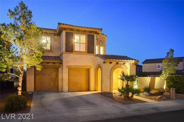 304 Via Di Citta Drive, Henderson, NV 89011 (MLS #2289971) :: Vestuto Realty Group