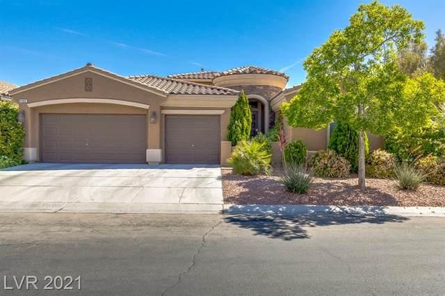 11152 Crosseto Drive, Las Vegas, NV 89141 (MLS #2290093) :: Custom Fit Real Estate Group
