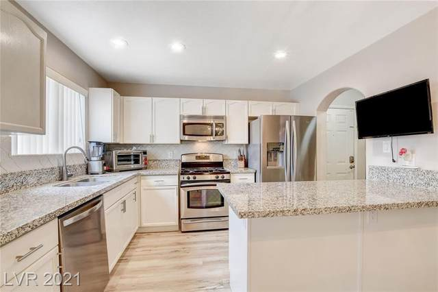 301 Pine Haven Street #102, Las Vegas, NV 89144 (MLS #2290344) :: Signature Real Estate Group