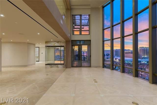 1 Hughes Center Drive Ph1901, Las Vegas, NV 89169 (MLS #2290465) :: Vestuto Realty Group