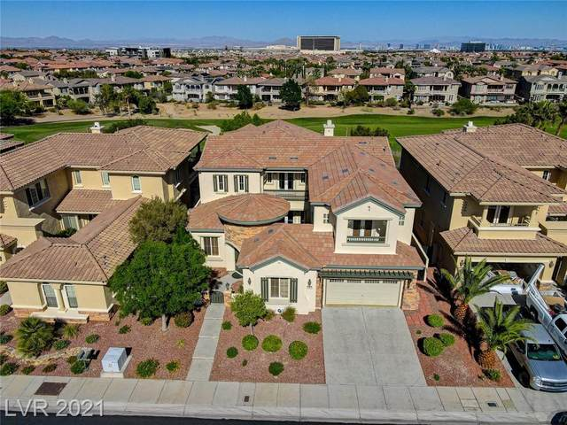 1966 Country Cove Court, Las Vegas, NV 89135 (MLS #2290721) :: Custom Fit Real Estate Group