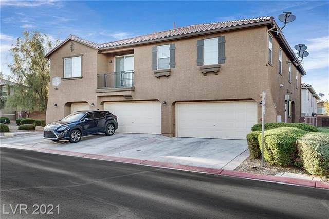 330 Kensington Palace Avenue #102, North Las Vegas, NV 89032 (MLS #2290938) :: The Perna Group