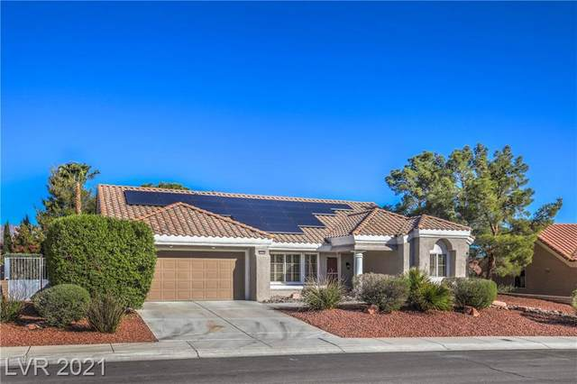 8808 Stan Crest Drive, Las Vegas, NV 89134 (MLS #2291002) :: Signature Real Estate Group