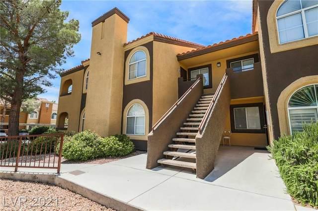 7950 W Flamingo Road #2109, Las Vegas, NV 89147 (MLS #2291083) :: Jeffrey Sabel