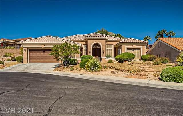 2409 Deer Lake Street, Las Vegas, NV 89134 (MLS #2291102) :: Custom Fit Real Estate Group