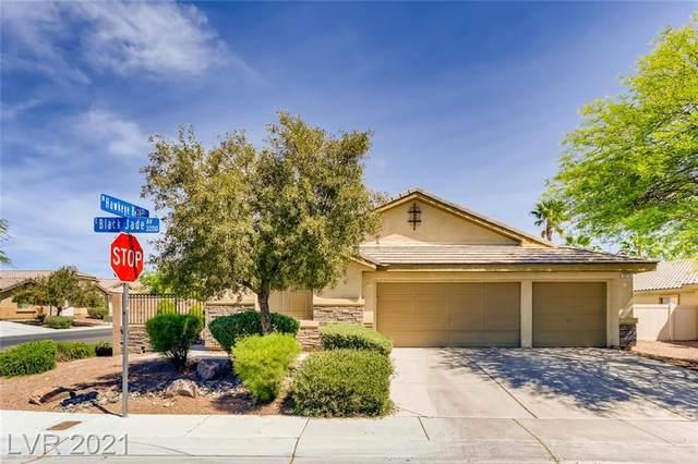 3212 Black Jade Avenue, North Las Vegas, NV 89081 (MLS #2291112) :: Signature Real Estate Group
