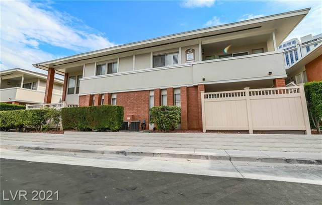 2831 Geary Place #2930, Las Vegas, NV 89109 (MLS #2291227) :: DT Real Estate