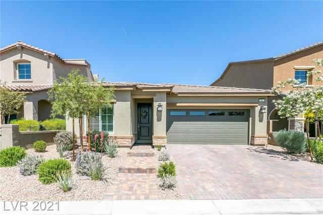 6 Via Amarone, Henderson, NV 89011 (MLS #2291245) :: Custom Fit Real Estate Group