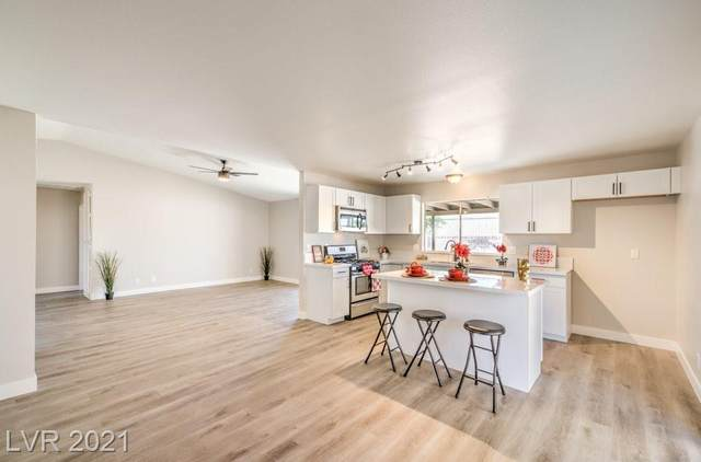 4346 Skyview Drive, Las Vegas, NV 89104 (MLS #2291299) :: Signature Real Estate Group