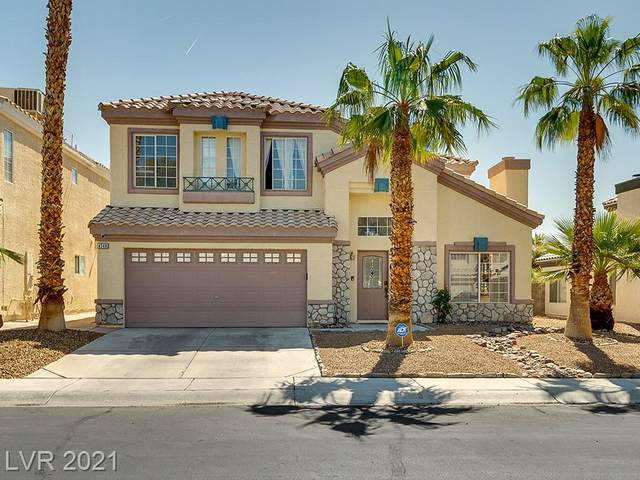 4748 Hamburg Street, Las Vegas, NV 89147 (MLS #2291381) :: Custom Fit Real Estate Group