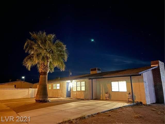 1101 Avenue K, Boulder City, NV 89005 (MLS #2291386) :: Signature Real Estate Group