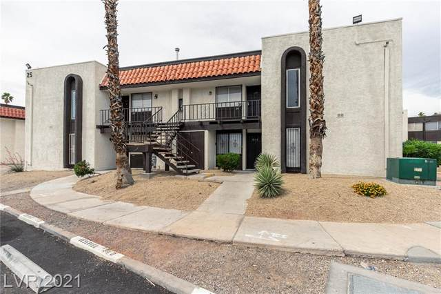 1405 Vegas Valley Drive #256, Las Vegas, NV 89169 (MLS #2291518) :: Custom Fit Real Estate Group