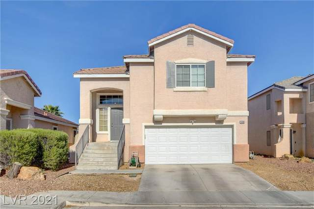 5348 Reardon Court, North Las Vegas, NV 89031 (MLS #2291557) :: Signature Real Estate Group