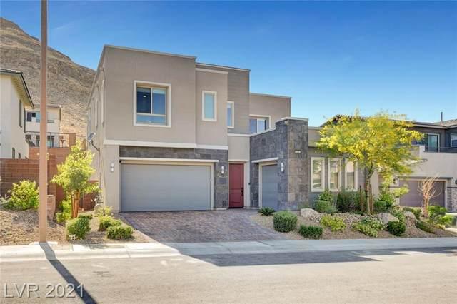 6465 Farness Street, Las Vegas, NV 89135 (MLS #2291638) :: Jeffrey Sabel