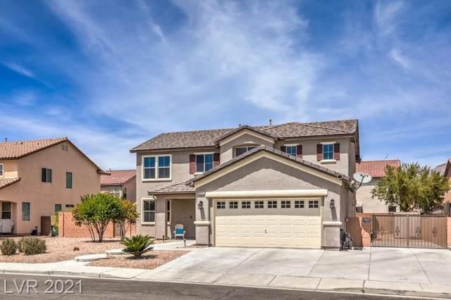 5600 Rocky Ravine Avenue, Las Vegas, NV 89131 (MLS #2291660) :: Signature Real Estate Group