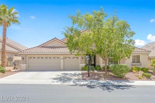 3091 Via Del Corso, Henderson, NV 89052 (MLS #2291906) :: Signature Real Estate Group