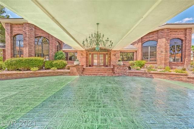 8612 Canyon View Drive, Las Vegas, NV 89117 (MLS #2291941) :: Signature Real Estate Group