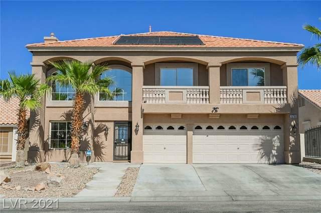 10788 Rising Smoke Court, Las Vegas, NV 89183 (MLS #2292125) :: Custom Fit Real Estate Group