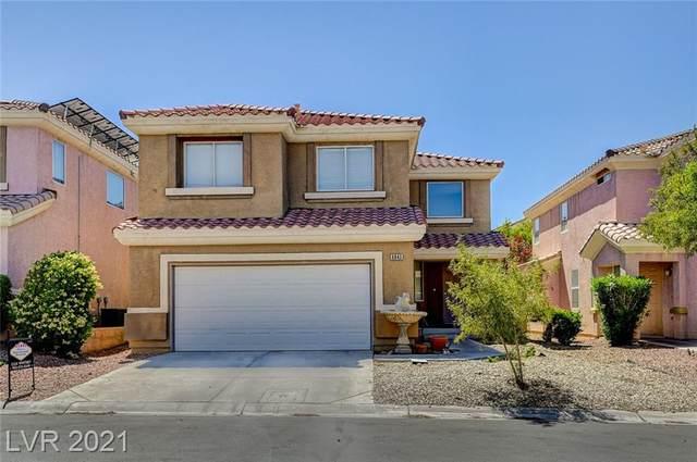 6843 Baby Jade Court, Las Vegas, NV 89148 (MLS #2292147) :: Signature Real Estate Group
