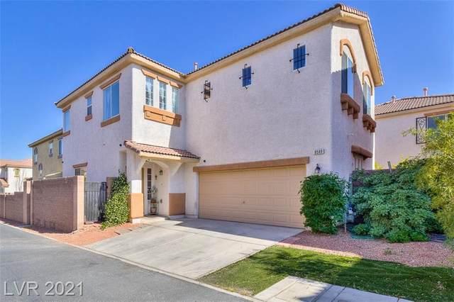 8589 Peaceful Dreams, Las Vegas, NV 89139 (MLS #2292204) :: Vestuto Realty Group