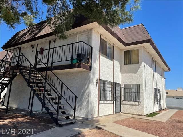 4316 Tara Avenue 2 (B), Las Vegas, NV 89102 (MLS #2292238) :: Custom Fit Real Estate Group