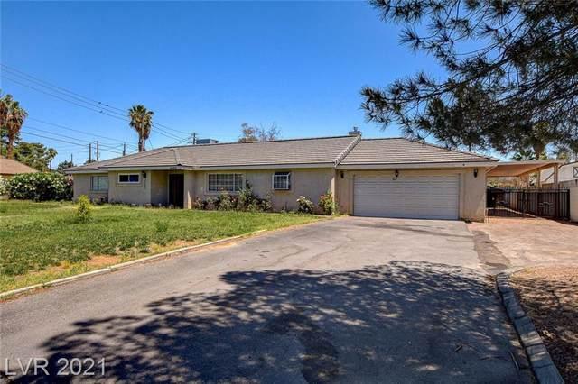4566 Spencer Street, Las Vegas, NV 89119 (MLS #2292362) :: Galindo Group Real Estate
