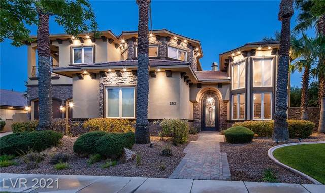 9313 Canyon Classic Drive, Las Vegas, NV 89144 (MLS #2292467) :: Lindstrom Radcliffe Group