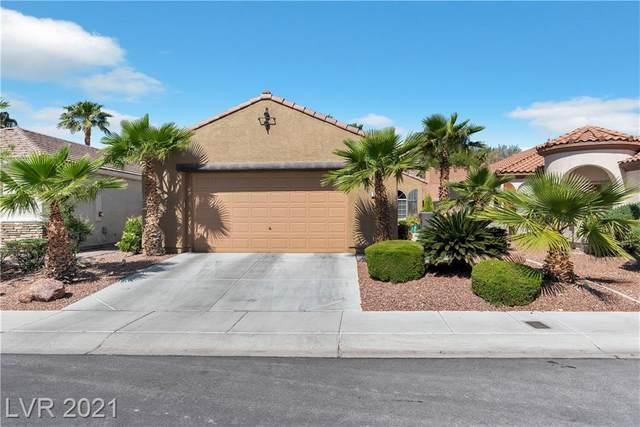705 Indian Garden Street, Las Vegas, NV 89138 (MLS #2292477) :: Signature Real Estate Group