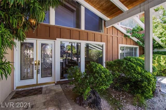 230 Dalmatian Lane, Las Vegas, NV 89107 (MLS #2292549) :: Signature Real Estate Group