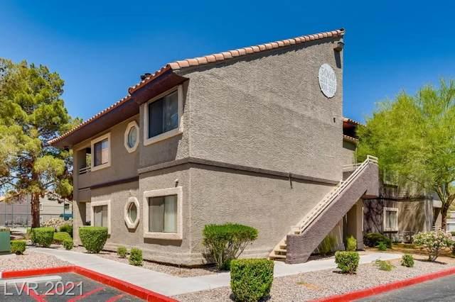 5060 S Rainbow Boulevard #105, Las Vegas, NV 89118 (MLS #2292758) :: The Chris Binney Group | eXp Realty