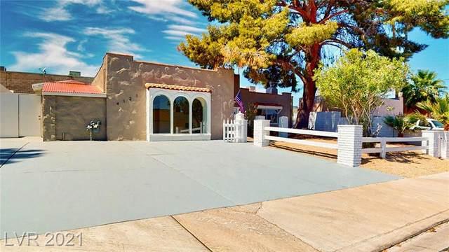 4121 Brookview Way, Las Vegas, NV 89121 (MLS #2292792) :: Signature Real Estate Group