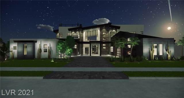 17 Reflection Shores Lane, Henderson, NV 89011 (MLS #2292799) :: Signature Real Estate Group