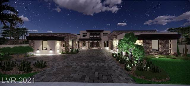 40 Reflection Shores Lane, Henderson, NV 89011 (MLS #2292805) :: Signature Real Estate Group