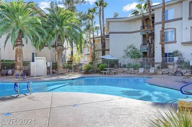 7163 S Durango Drive #110, Las Vegas, NV 89113 (MLS #2292851) :: Signature Real Estate Group