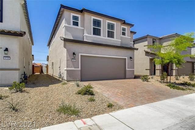 4141 Rancho Crossing Street, Las Vegas, NV 89130 (MLS #2292912) :: Lindstrom Radcliffe Group